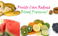 blood-pressure reduce fruit